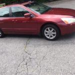 $3,900 - 2004 Honda Accord w/167k
