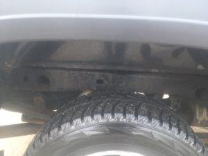 black plow truck 11